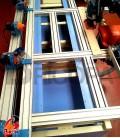 USED DOOR MILLING MACHINE FC4 WOODPECKER