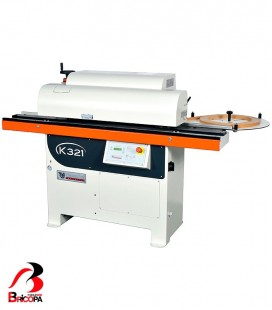 EDGE BANDER WITH GLUE BOX K321