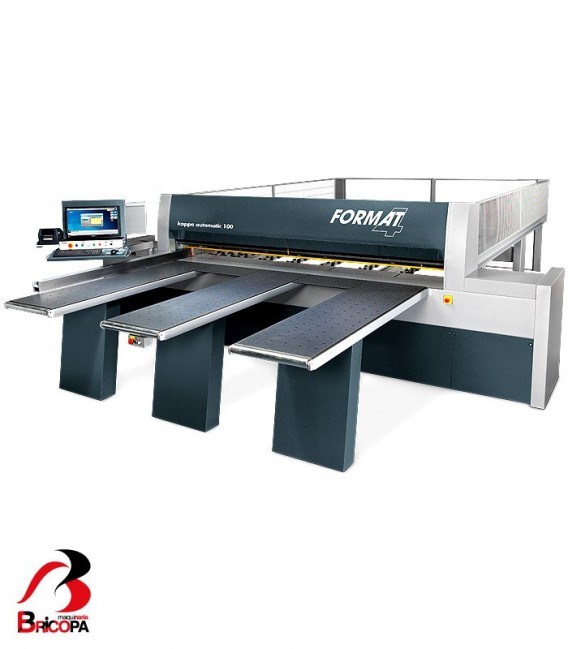 HORIZONTAL BEAM SAW KAPPA AUTOMATIC 100 32.32 FORMAT-4