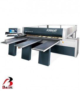 HORIZONTAL BEAM SAW KAPPA AUTOMATIC 100 38.38 FORMAT-4